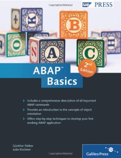SAP Press - ABAP Basics 2nd