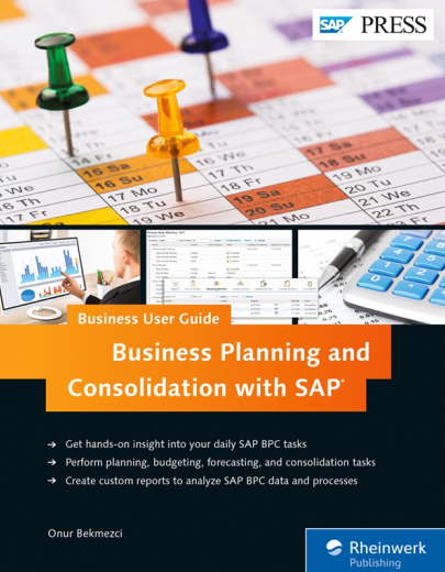SAP Press - Business Planning and Consolidation with SAP Business User Guide