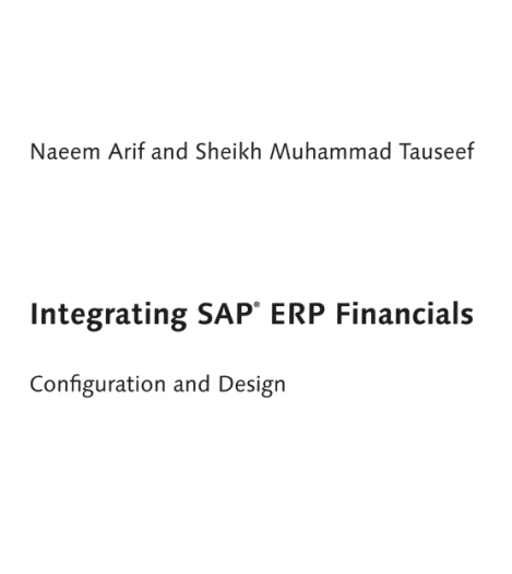 SAP Press - Integration SAP ERP Financials