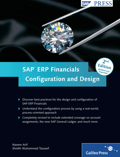 SAP Press - SAP ERP Financials - Configuration and Design (2nd)