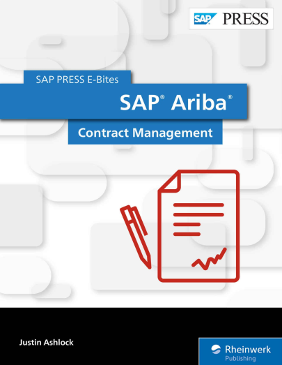 SAP Press - SAP Ariba Contract Management